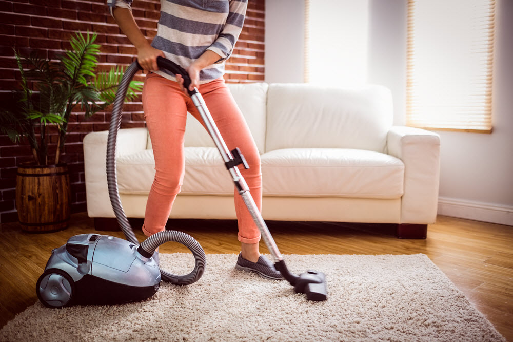 Forget About Vacuuming, You're the CEO!