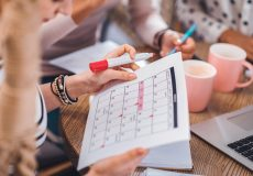 How to Schedule Your Day … and Finally Get things Done